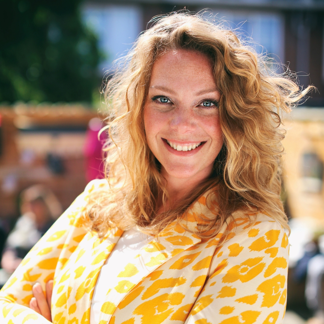 Maak kennis met Frouke Loopik, founder of The Pink Elephant