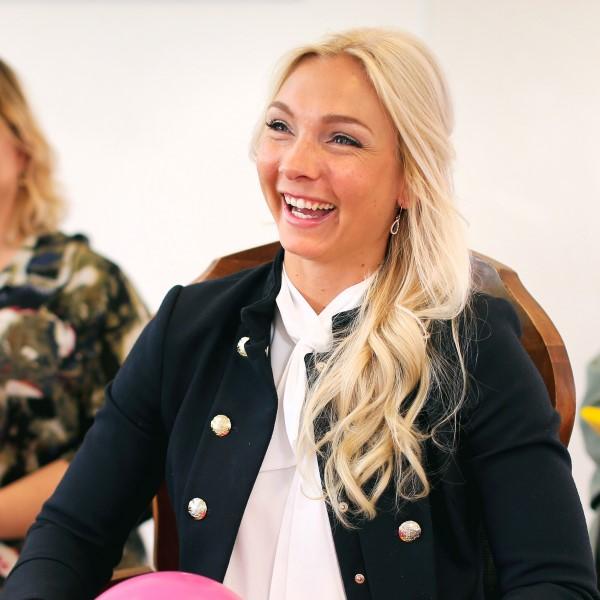 Melissa Heisterkamp, coach bij Coachmeesters
